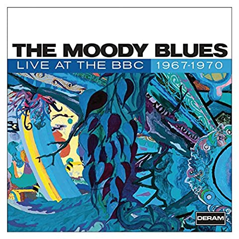 Moody Blues Cd - The Moody Blues-In