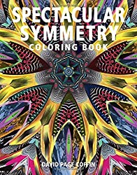 Spectacular Symmetry Coloring Book by David Page Coffin (2016-03-01)