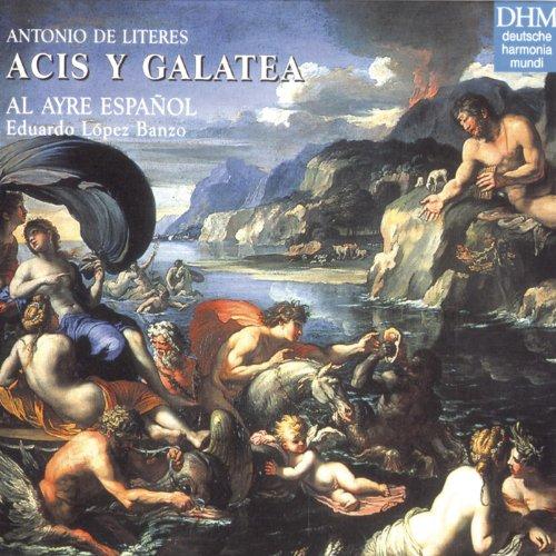 De Literes: Acis Y Galatea