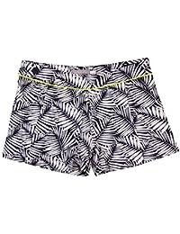 boboli Viscose Split Skirt For Girl, Short Fille