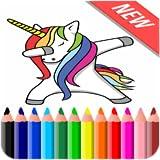 Cute Unicorn Coloring