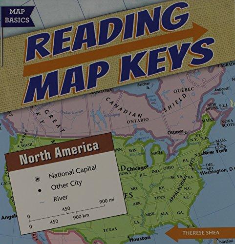 Reading Map Keys (Map Basics)