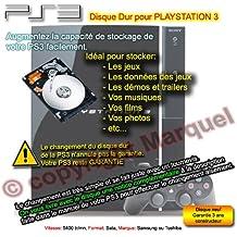 Disco duro para playsation 3 - PS3 - HDD 1000 GB