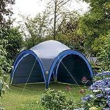 Gartenpavillon und Sonnenschutz 3,2x3,2m mit 2 Seitenteilen und Tasche - Partyzelt Party Pavillon Zelt Garten Festzelt Seitenwände Fiberglasgestänge
