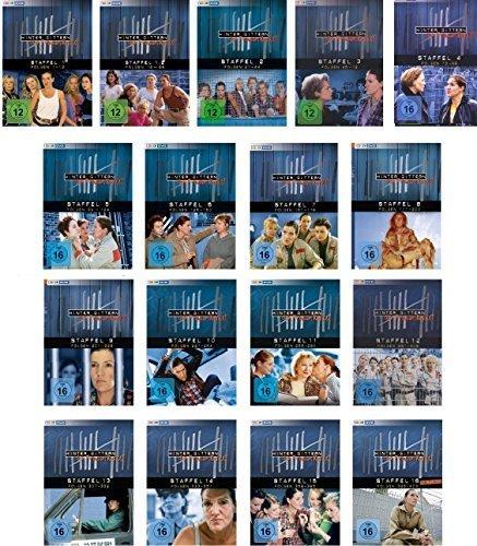 Preisvergleich Produktbild Hinter Gittern - der Frauenknast: Staffel 1 - 16 komplett im Set - Deutsche Originalware [92 DVDs]