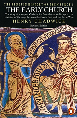 History Of The Church 1. The Early Church: The Early Church v. 1 (Penguin History of the Church) por Henry Chadwick