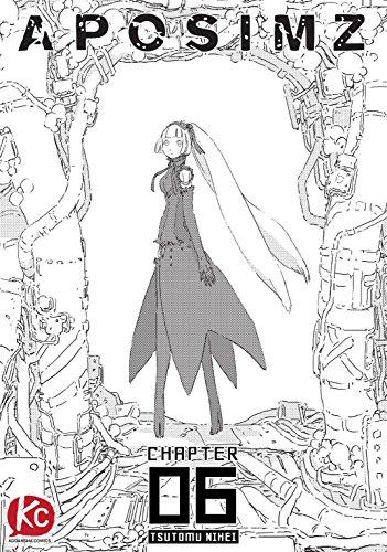 APOSIMZ #6 (English Edition) por Tsutomu Nihei