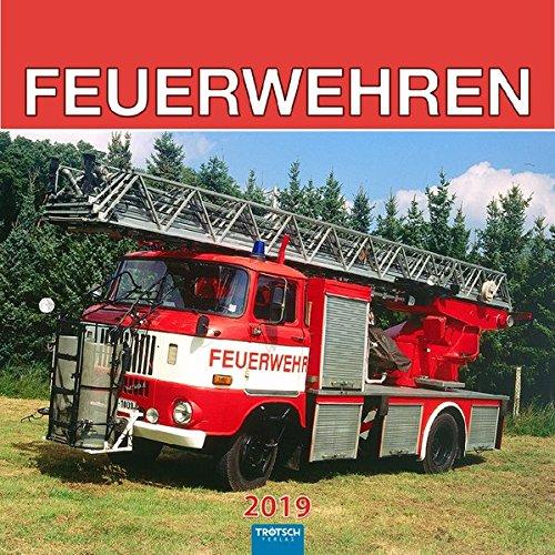 Technikkalender Feuerwehren 2019 Fahrzeugkalender Feuerwehrfahrzeuge