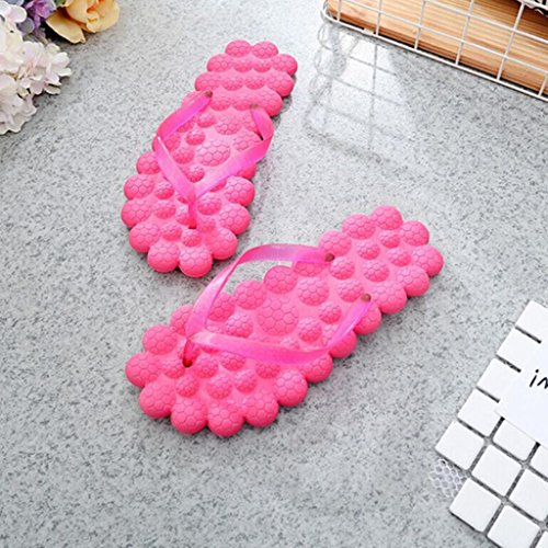 Unisex Flip-Flop Donna Tanga Comfort Sandalo Yoga Mat Flip-Flop Sandy Sandalo -Moda serie fresco Purple