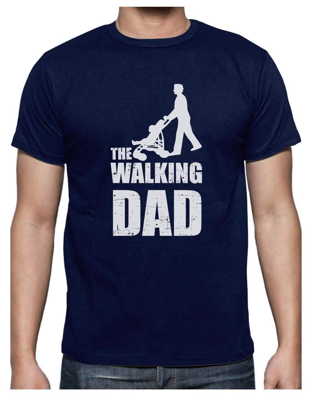 Green Turtle T-Shirts Camiseta para Hombre- Regalos Originales para Padres Primerizos – The Walking Dad