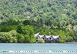 Papua-Neuguinea Geheimnisvolle Inselwelt (Tischkalender 2019 DIN A5 quer): Das tropische Papua-Neuguinea - Ein traumhaftes Reiseziel am Ende der Welt (Monatskalender, 14 Seiten ) (CALVENDO Orte) - Thilo Scheu