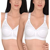 Softskin Women's Cotton T-Shirt Bra (Pack of 2)