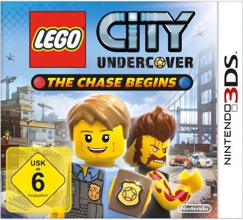 Lego City Undercover: The Chase Begins City Undercover