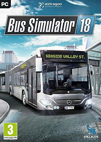 Bus Simulator 18 (PC DVD) [Importación inglesa]