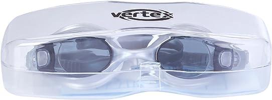 Vertex Yetişkin Yüzücü Gözlüğü GS4C, Siyah/Gri/Şeffaf, STD