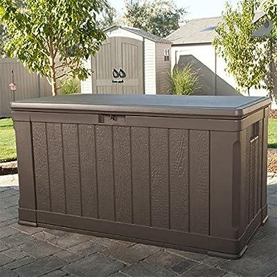 Pötschke Ambiente Auflagenbox Lifetime Premium 440 Liter von Pötschke Ambiente bei Du und dein Garten