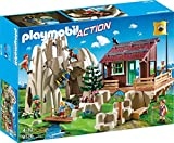 PLAYMOBIL-Bergwelt-Set (Art. 9126; 9128; 9129; 9130)