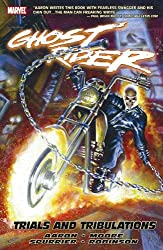 Ghost Rider Vol. 3: Trials and Tribulations by Jason Aaron (2009-09-09)