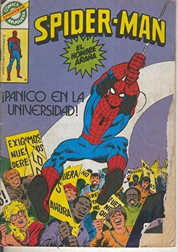 Comics Bruguera: Spiderman numero 43 (numerado 1 en trasera)