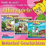 Reiterhof-Geschichten (Bibi Blocksberg): 3 Hörspiele bei Amazon kaufen