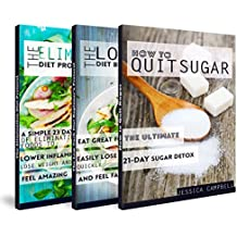 How to Quit Sugar, Low Carb, Elimination Diet: Collection (Healthy Body, Healthy Mind Book 5) (English Edition)