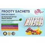 Chumagra ™ Lot de 7 sachets de gélatine buccale pour améliorer l'endurance, durée de vie maximale, résultats puissants