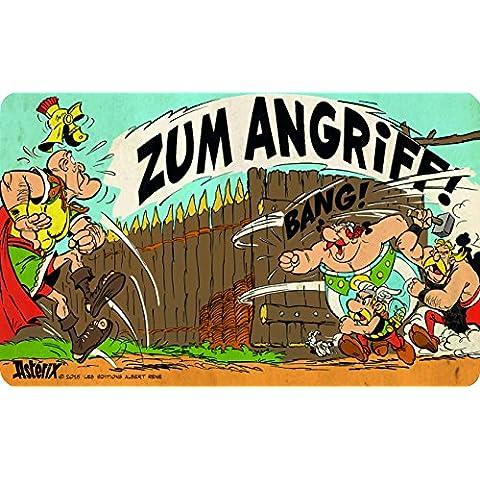 Asterix 6411067000tovaglietta americana Obelix, Uderzo, plastica, Multicolore