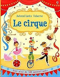 Le cirque - Autocollants Usborne