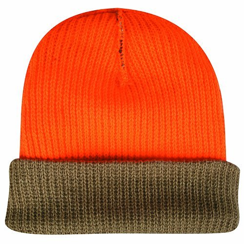 Outdoor Cap Reversible Knit Beanie, One Size, Generic Camo by Outdoor Cap - Camo Knit Beanie