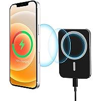 HATALKIN Auto Magnetisches Ladegerät Kompatibel mit iPhone 13/12/Pro/Pro Max/Mini Magsafe Hüllen Zubehör Magnet Telefon…