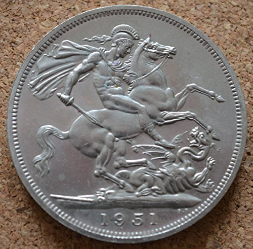 Coin Collector - 1951 King George VI Festival of Britain Crown