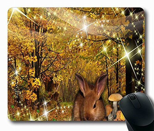 right Design STYLE (119002) Personalized Custom Oblong Gaming Mousepad Standard Size 220mm*180mm*3mm Mouse Pad /Rectangle Mousepad in 9