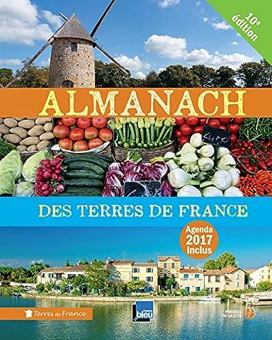 Almanach des Terres de France 2017