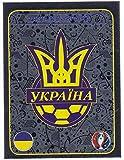 Panini EURO 2016 France - Sticker #236 (Ukraine, Wappen)