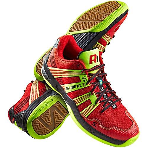 Salming Race R1 3.0 Mens Court Shoes rouge