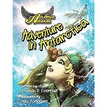 Air Force Amanda: Adventure in Antarctica (English Edition)