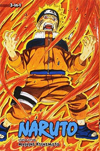 Naruto - 3 In 1Edition, Volume 9: 25-26-27