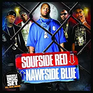 Soufside Red Nawfside Blue