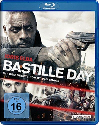 Bild von Bastille Day [Blu-ray]