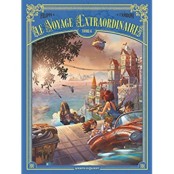 Le Voyage extraordinaire - Tome 04: Cycle 2 - Les Îles mystérieuses 1/3