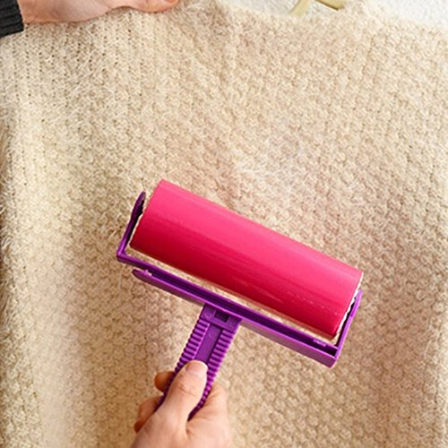 Preisvergleich Produktbild Spritech(TM) Small Reusable Sticky Picker Hair Cleaner Lint Roller Dust Remove Brush for Clothes Pet Bed Sheet Floor Sofa by Spritech