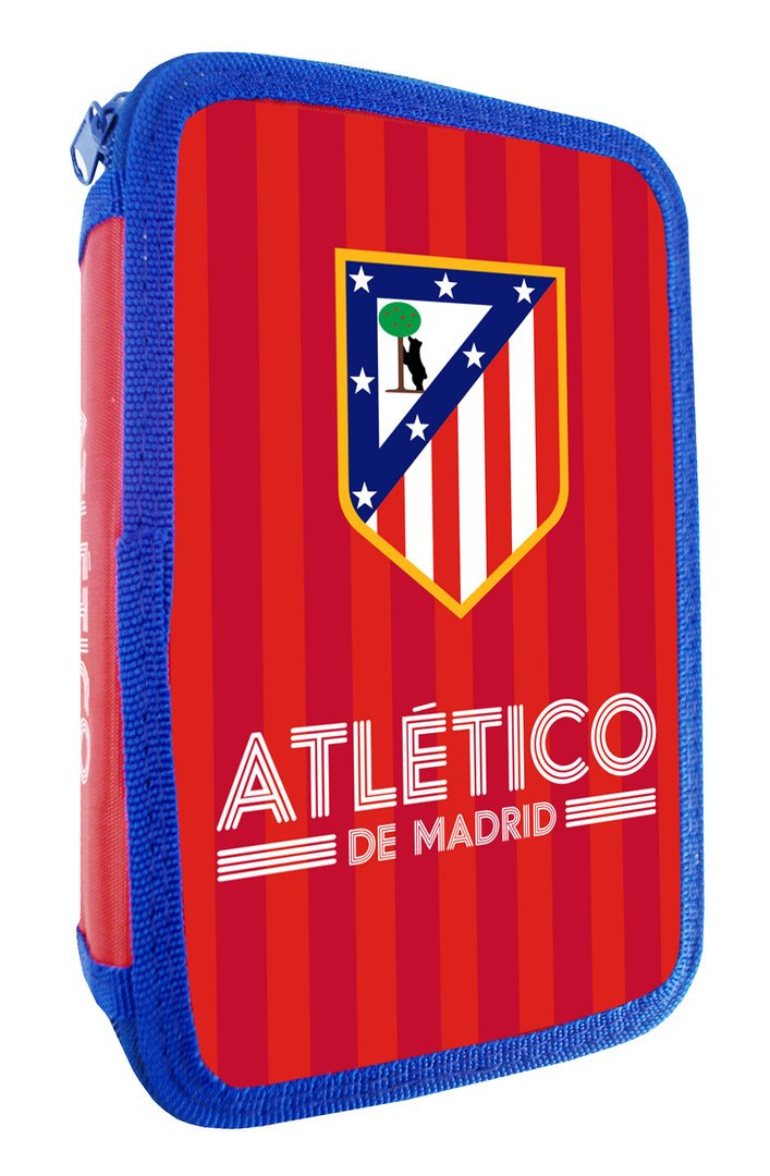 ATLETICO DE MADRID PLUMIER DOBLE PISO