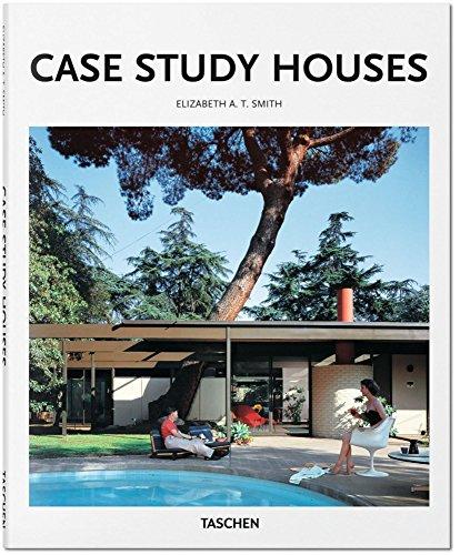 Case Study Houses 1945-1966 : L'impulsion Californienne par Elizabeth A-T Smith