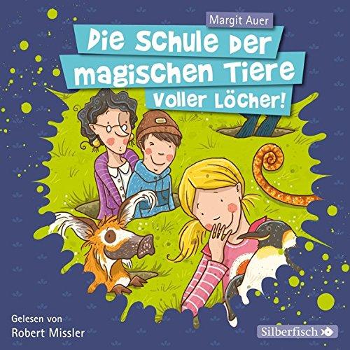 Voller Löcher!: 2 CDs (Die Schule der magischen Tiere, Band 2) das CD von Margit Auer - Preise vergleichen & online bestellen