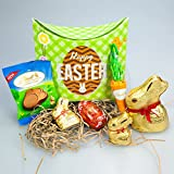 Lindt Chocolate Easter Treat Box – Bunnies, Lindt Lindor...