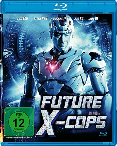 Future X-Cops [Blu-ray]