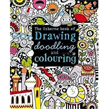 [(Drawing, Doodling and Colouring Book)] [By (author) Fiona Watt ] published on (January, 2013)