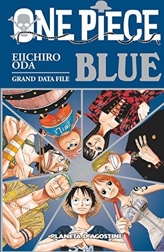 One Piece Guía nº 02 Blue (Manga Artbooks) por Eiichiro Oda