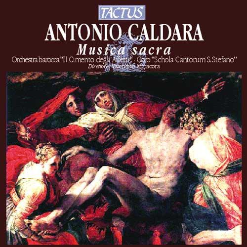 Caldara Antonio : Musica Sacra