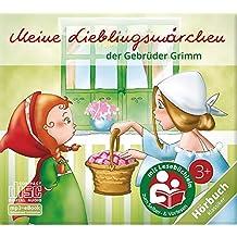 Meine Lieblingsmärchen der Gebrüder Grimm - Premium Edition mit CD + Lesebuch + mp3/eBook Download - Hörbuch für Kinder ab 3